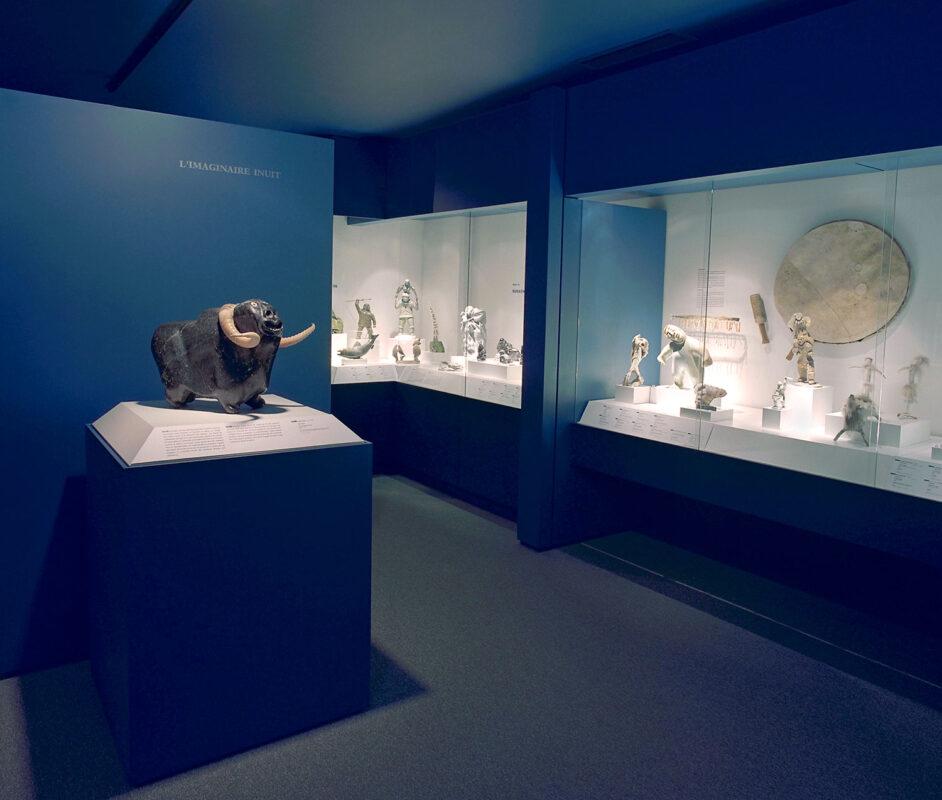 Galerie art Inuit