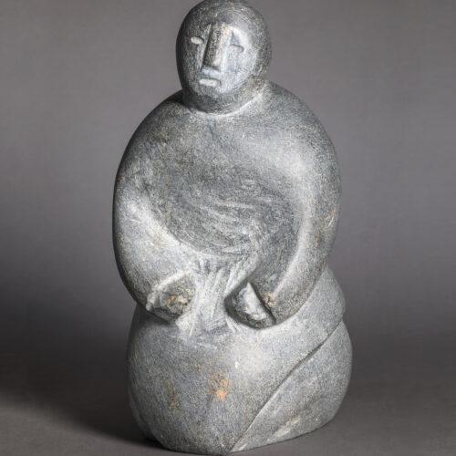 Tuna Iqulik-sculptures inuit