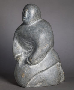 Tuna Iqulik-sculptures inuit