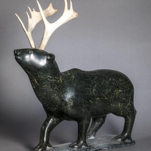 Eyeetsiak Peter-Caribou