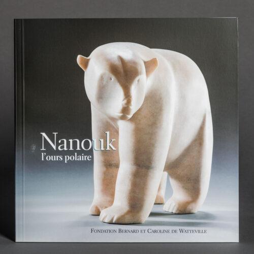 Livre-Nanouk l'ours polaire