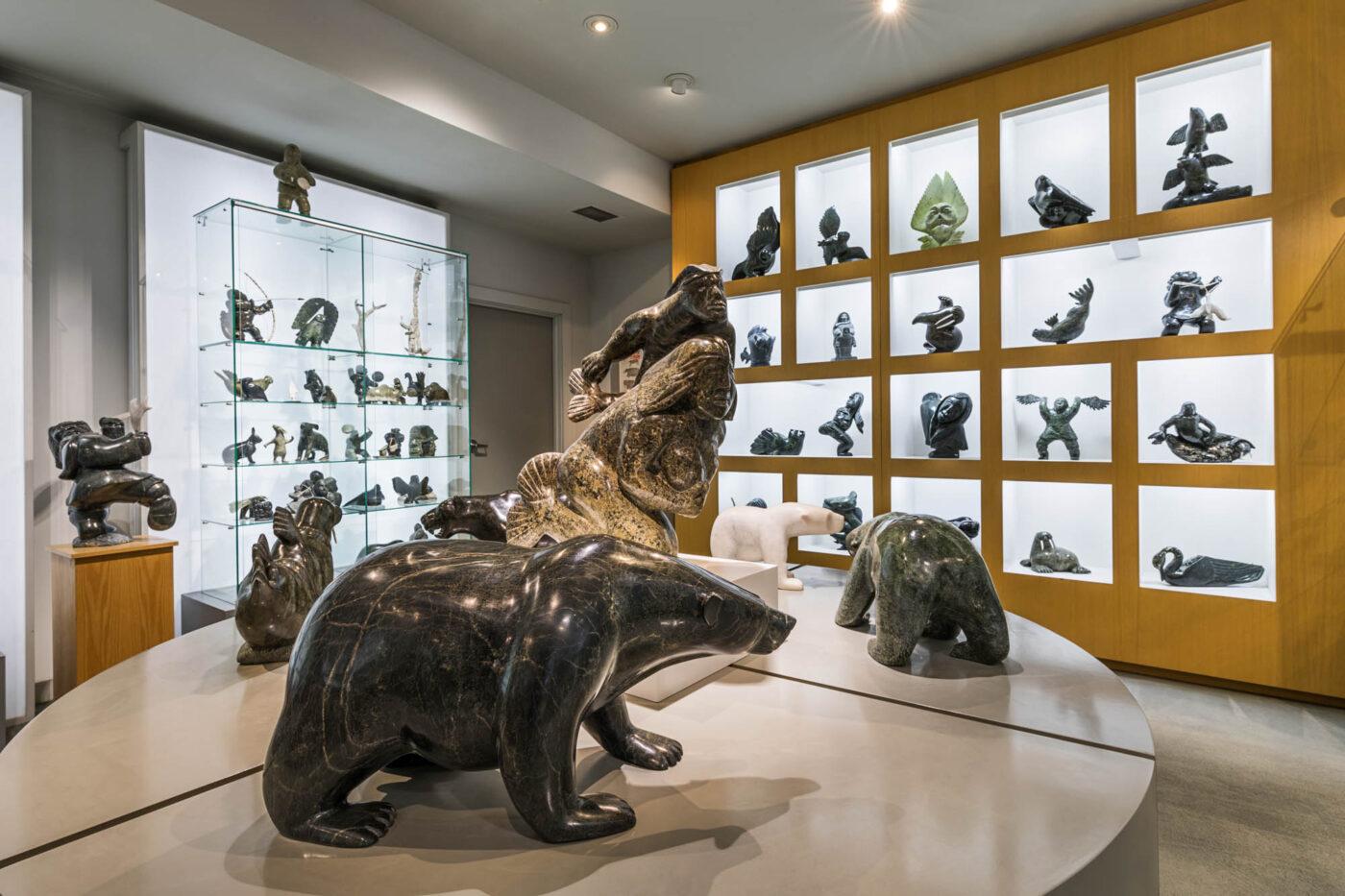 Galerie Art Inuit Brousseau-Îlot