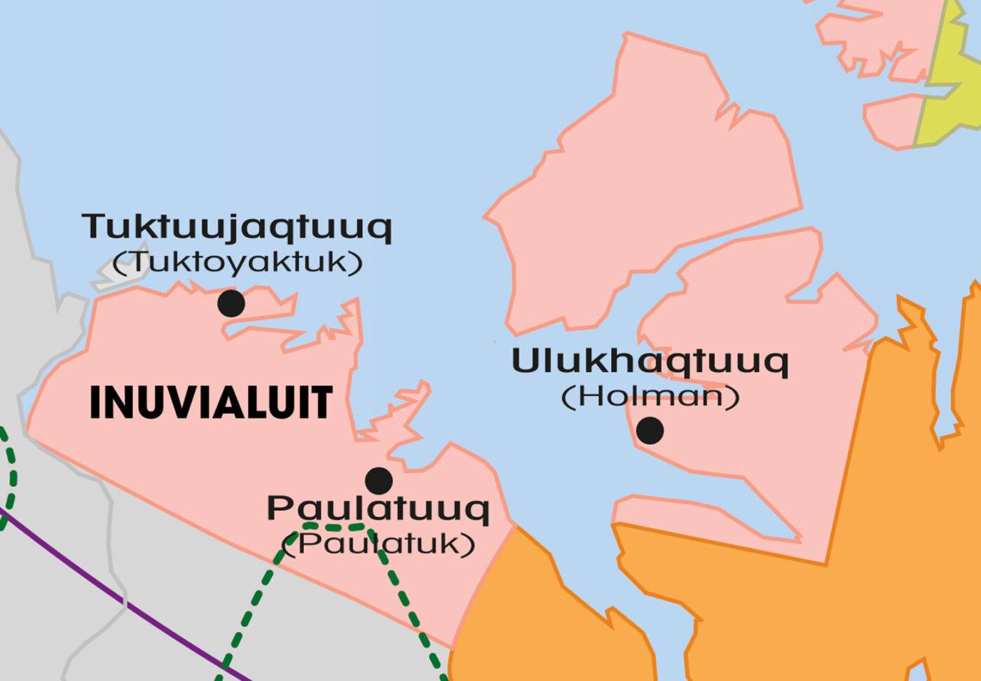 sculptures inuit-Inuvialuit