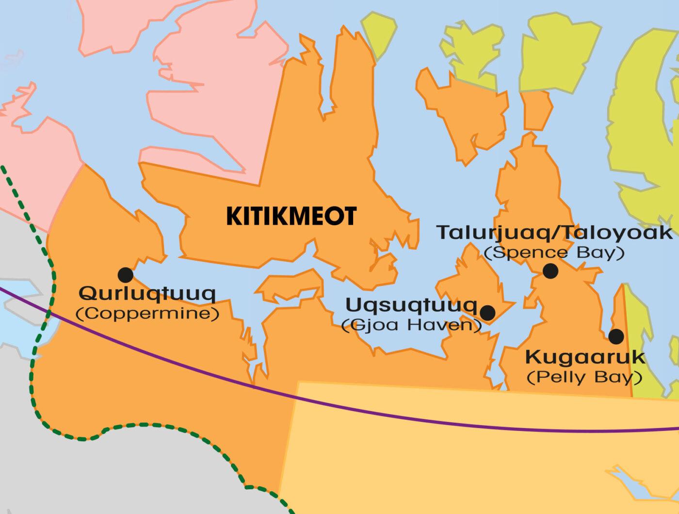 sculptures inuit-Kitikmeot