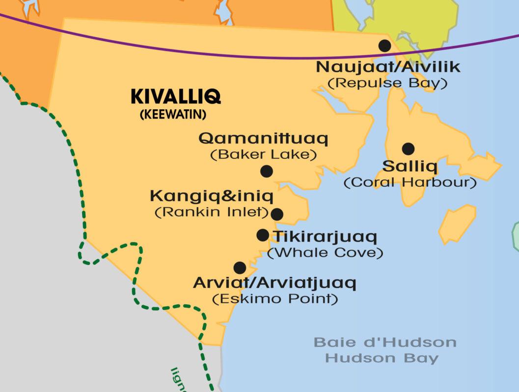 sculptures inuit-Kivalliq