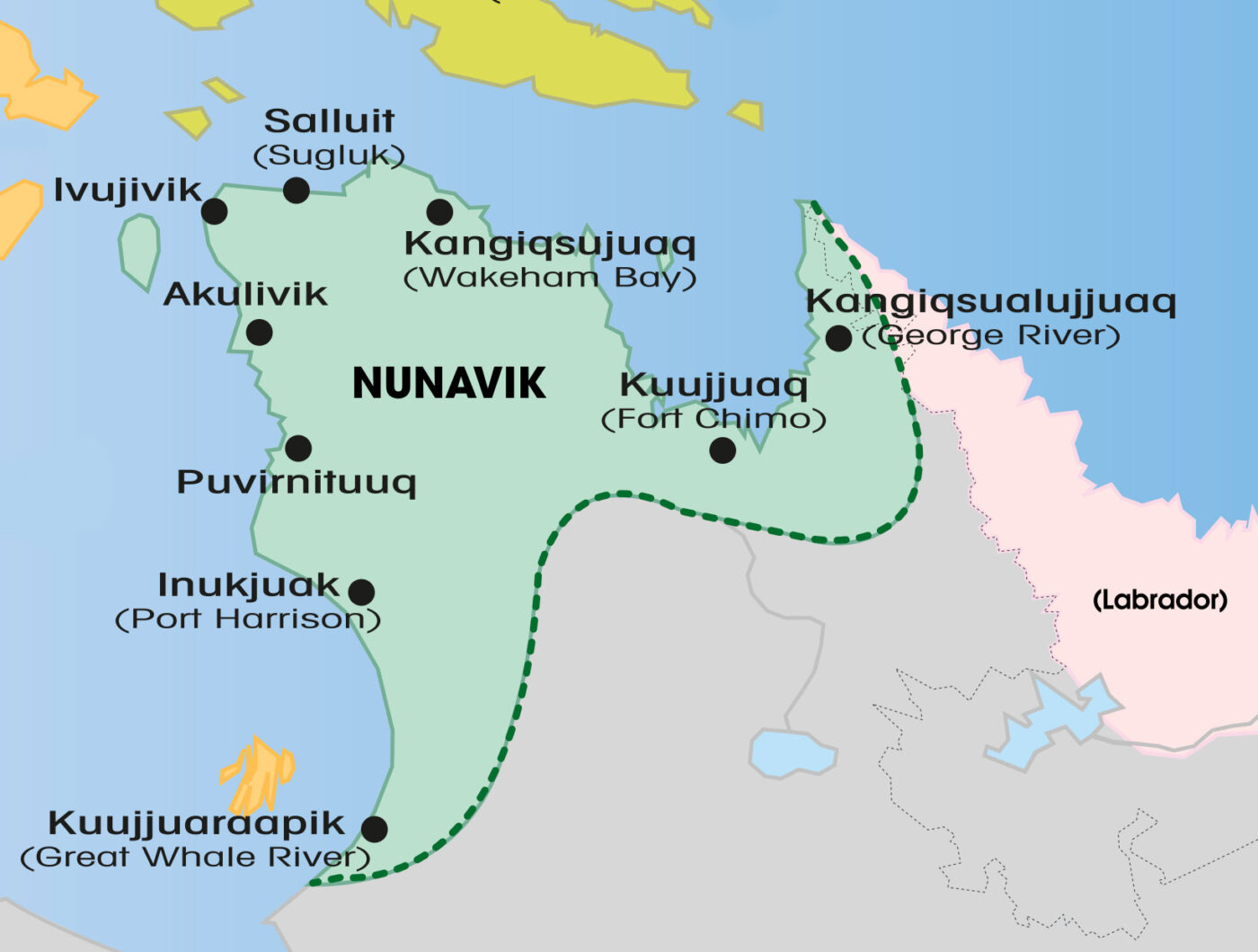 sculptures inuit-Nunavik