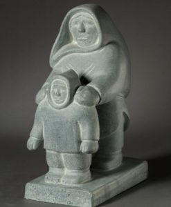 Simeonie Hakuluk-Mother and Child