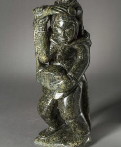 Kiawak Ashoona (1933-2014) Mother and Child