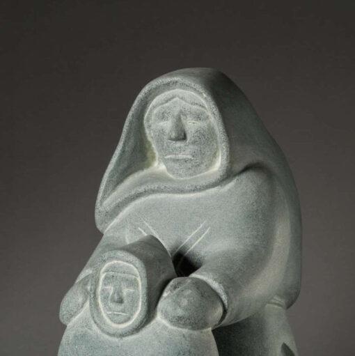 Simeonie Hakuluk-Mother and child