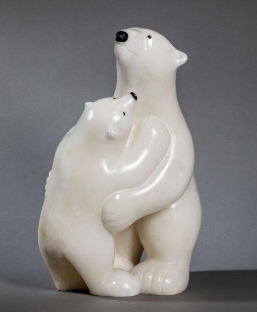 Manasie Akpaliapik-ours femelle