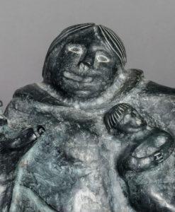 Martha Tickie-Mère et enfants