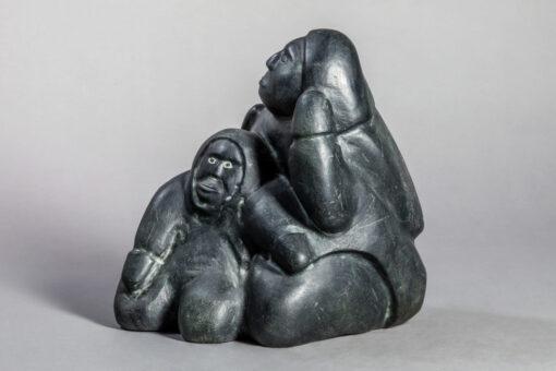 Effie Arnaluaq-Mère-enfant