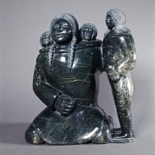 Pitseolak Niviaqsi-Mère