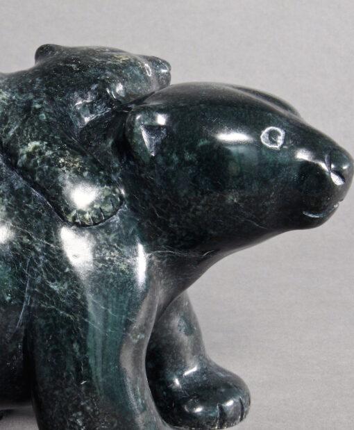 Markoosie Papigatok-Bear