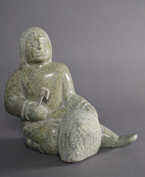 Isacci Etidloie-Sculpteur