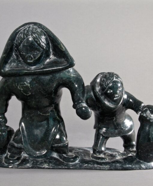 Daniel Inukpuk-Mother and Child