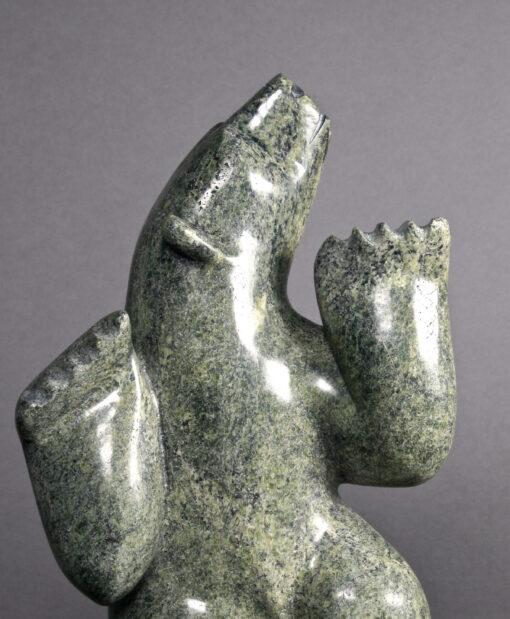 Pitseolak Oshutsiaq-Dancing Bear