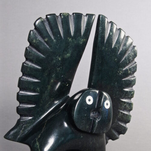 Sculpture Inuit Harfang