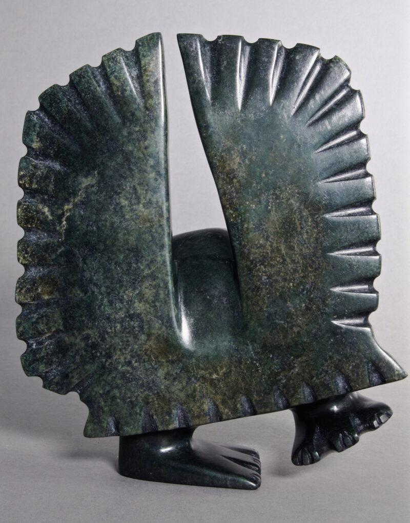 Sculpture Inuit Harfang