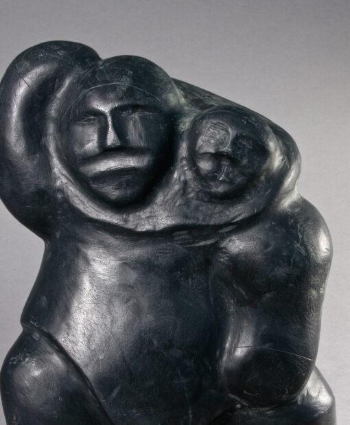Barnabus Arnasungaaq-Mother and Child