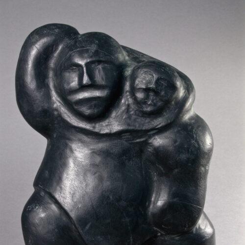 Barnabus Arnasungaaq-Mère et enfant