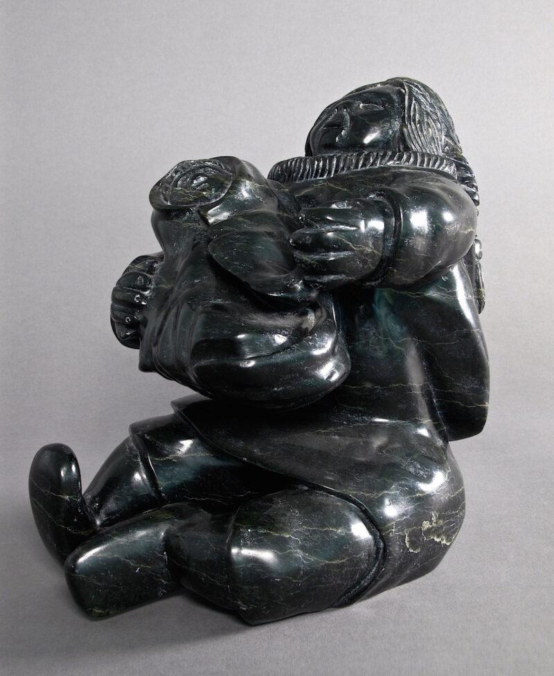 Padlaya Qiatsuk-Mère et enfant