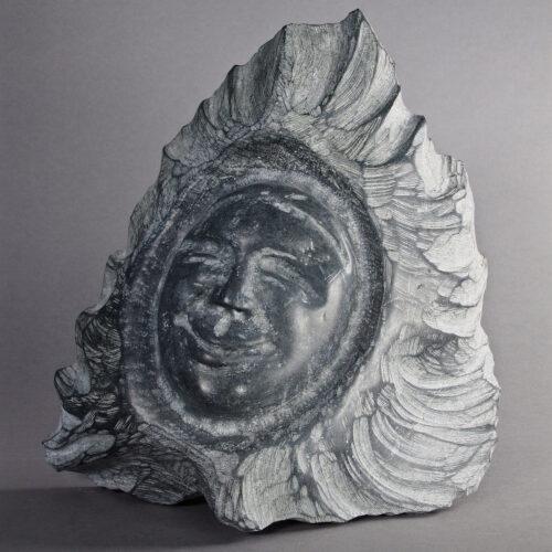 Salomonie Joe Pootoogook-Visage