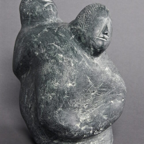 Nancy Kablutsiak Tasseor-Mère et enfant