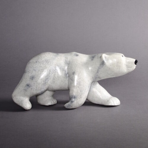 Ours polaire par Manasie Akpaliapik